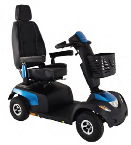 COMET ALPPINE + MOBILITY SCOOTER