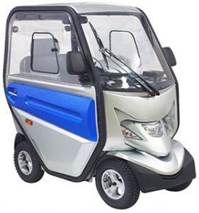 HS 928 TWO-IN-ONE SCOOTER