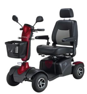 S745B ROADSTER MOBILITY SCOOTER